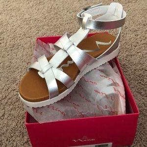 Other - Nina sandals-never been worn